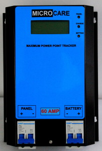 60A LCD MPPT Charge Controllers